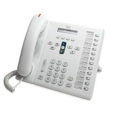 Cisco IP telefoon: Unified 6961 - Wit