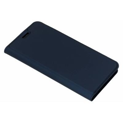 Slim Softcase Booktype Huawei Nova 3 - Blauw / Blue Mobile phone case