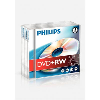Philips DVD: DVD+RW DW4S4J05F/10