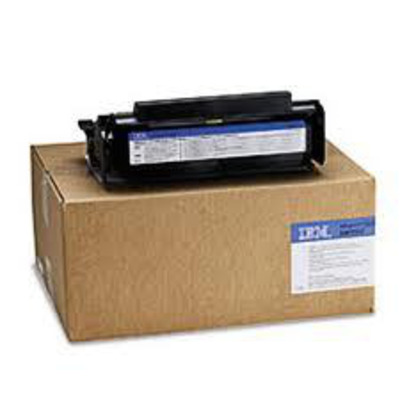 InfoPrint Cartridge for IBM 1222/1222d/1222dn, Black, 10000 Pages Toner - Zwart