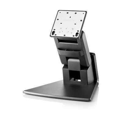 HP Height-adjustable Stand for Touch Monitors Monitorarm - Zwart