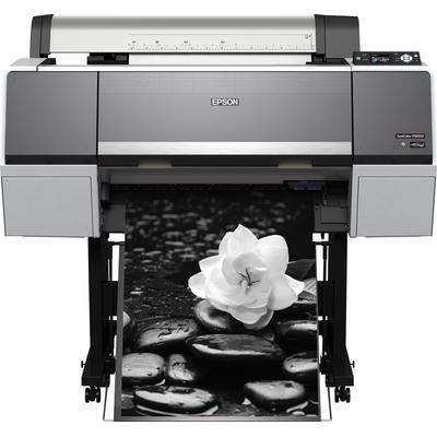 Epson grootformaat printer: SureColor SC-P6000 STD - Cyaan, Licht zwart, Licht licht zwart, Mat Zwart, Foto zwart, .....