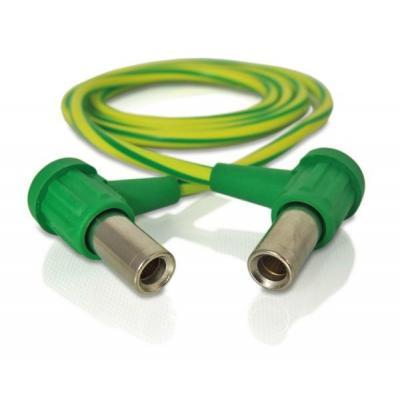 Baaske Medical 2005717 Signaal kabel - Groen, Geel