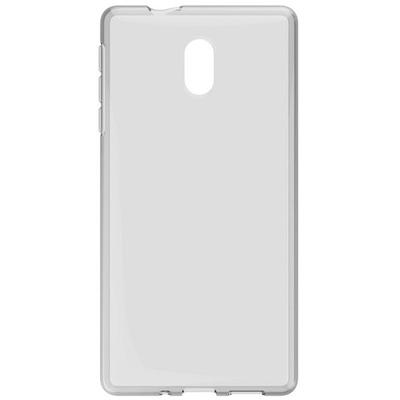 Clear Backcover Nokia 3 - Transparant / Transparent Mobile phone case