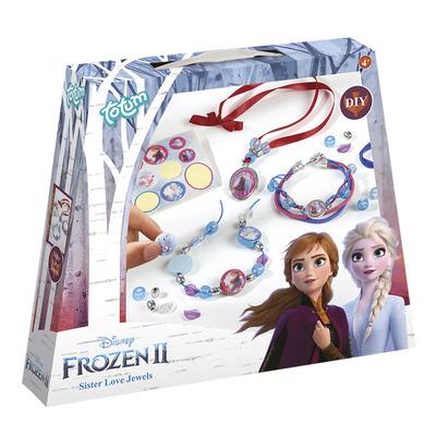 Totum Disney Frozen 2 Sister Love Jewels - Multi kleuren