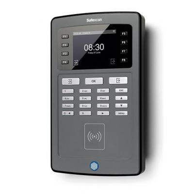 Safescan toegangscontrole-lezer: TA-8015 - Zwart