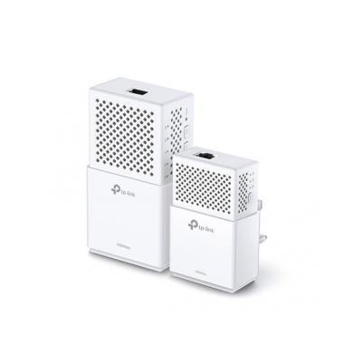 TP-LINK TL-WPA7510 KIT Powerline adapter - Wit