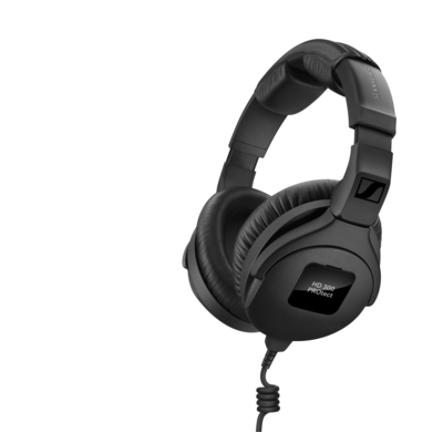 Sennheiser HD 300 PROtect Headset - Zwart