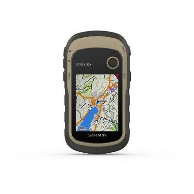 Garmin eTrex 32x GPS tracker - Zwart, Groen