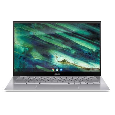 ASUS Chromebook C436FA-E10131 Laptop - Wit
