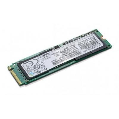Lenovo SSD: 512GB M.2 PCIe-NVMe