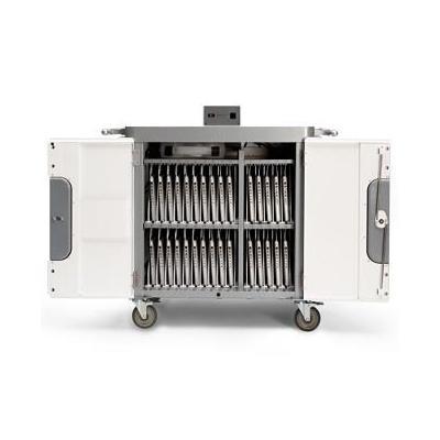 Apple multimedia kar & stand: Mobility Cart 30 - Grijs, Wit