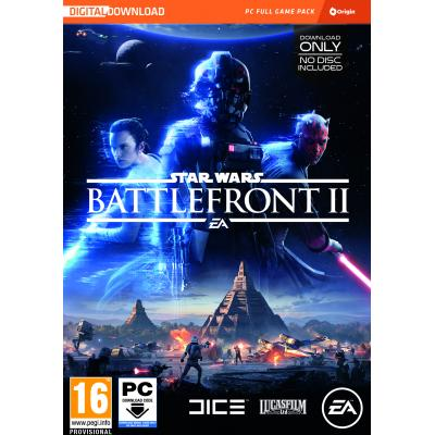 Electronic arts game: Star Wars: Battlefront 2 (Code in a Box)  PC