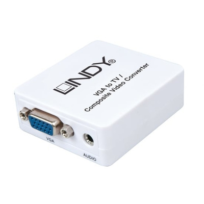 Lindy 32544 Video converter - Wit