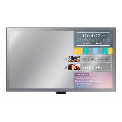 "Samsung public display: FHD Mirror/Signage Display  32"" ML32E - Zwart"