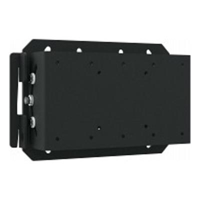 SmartMetals Tiltbare VESA wandbevestiging (VESA 75, VESA 100, VESA 200-100) Montagehaak - Zwart