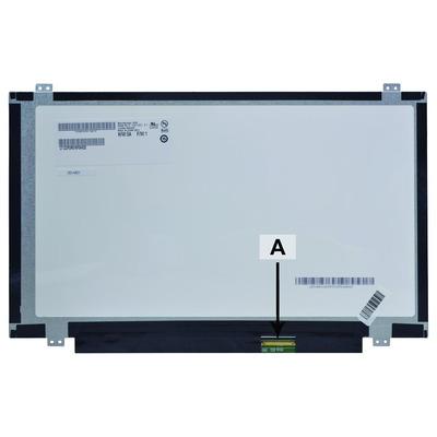 2-Power 2P-93P5687 Notebook reserve-onderdelen