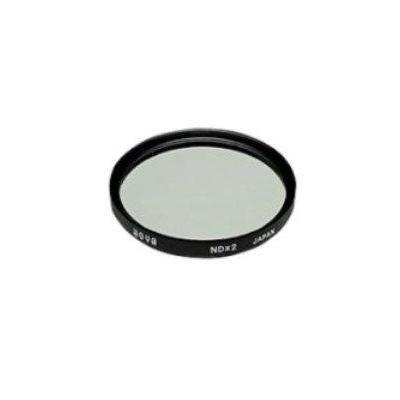 Hoya camera filter: NDx2 HMC 52mm - Zwart