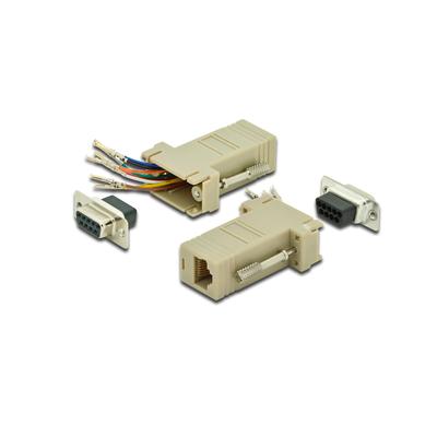 Digitus RS 232 ADAPTER Kabel adapter - Grijs