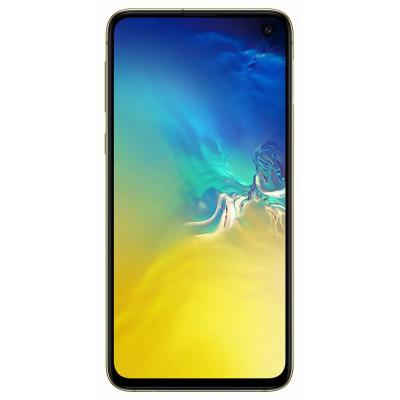 Samsung smartphone: Galaxy S10e 128GB Geel