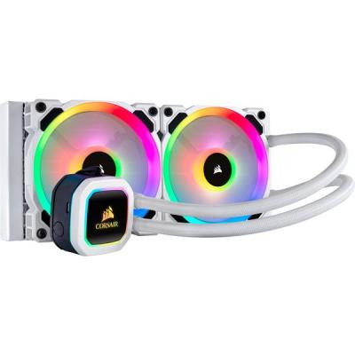 Corsair Hydro Series H100i RGB PLATINUM SE Water & freon koeling