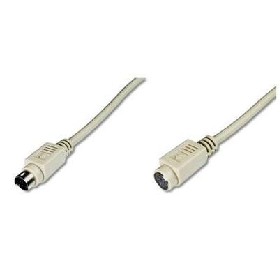 ASSMANN Electronic AK-590200-020-E PS2 kabel - Beige