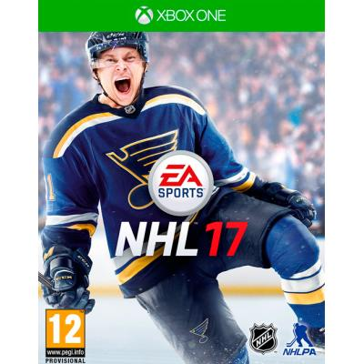 Electronic arts game: NHL 17  Xbox One