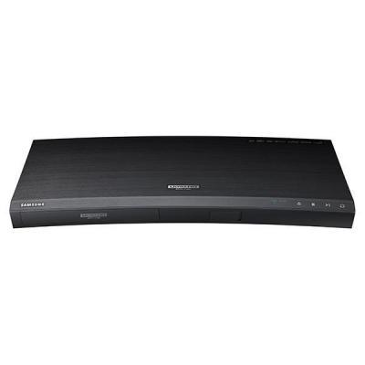 Samsung Blu-ray speler: 7.1 Ch, HDMI x 2, Ethernet, Wi-Fi, Anynet+ - Zwart