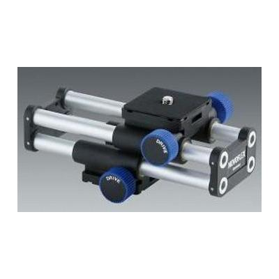 Novoflex statief accessoire: Castel-Mini Focusing rack - Zwart