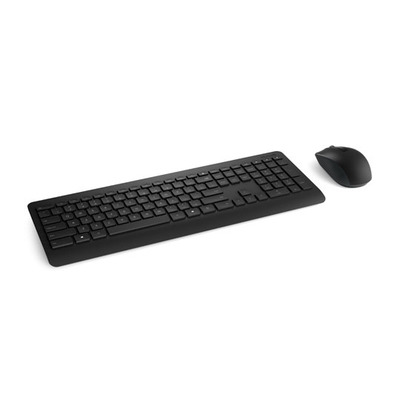 Microsoft toetsenbord: Wireless Desktop 900 - Zwart, QWERTY