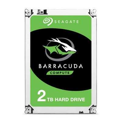 """Seagate BarraCuda 2TB 7200rpm 3,5"""" SATA Interne harde schijf"""