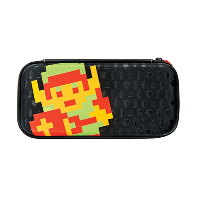 PDP Slim Travel Case - Zelda Retro Edition (Nintendo Switch / Lite) Apparatuurtas