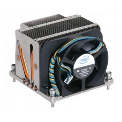 Intel Thermal Solution (Combo), E5-2600, LGA2011, Up to 150 W Hardware koeling - Zwart,Grijs
