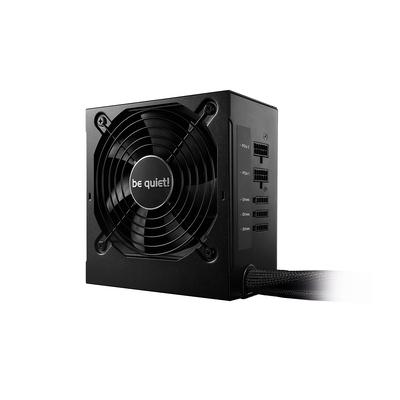 Be quiet! System Power 9 | 600W CM Power supply unit - Zwart