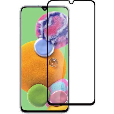 ESTUFF Samsung Galaxy A90 5G Screen protector - Zwart,Transparant