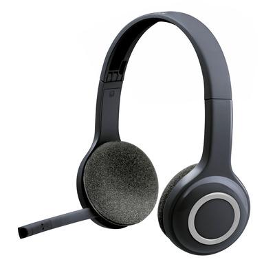 Logitech H600 Headset - Zwart