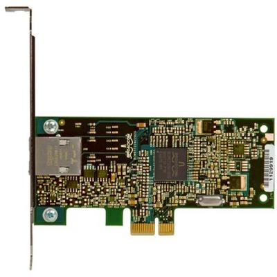 DELL Broadcom 5722 10/100/1000 Mbits BASE-TX-netwerkinterfacekaart PCIe x 1 (volledige hoogte) (Kit) netwerkkaart - .....