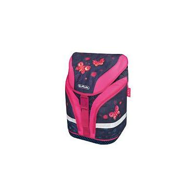 Herlitz : Motion Plus Butterfly Dream - Navy, Roze