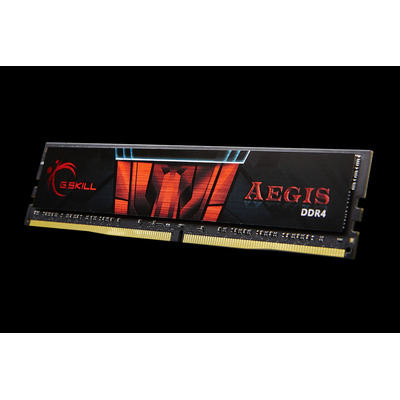 G.Skill Aegis RAM-geheugen - Zwart