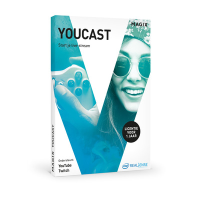 Magix , Youcast Algemene utilitie