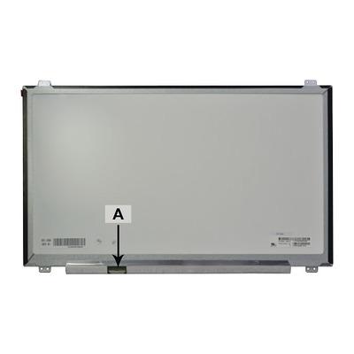 2-Power 2P-5CD90218KG Notebook reserve-onderdelen