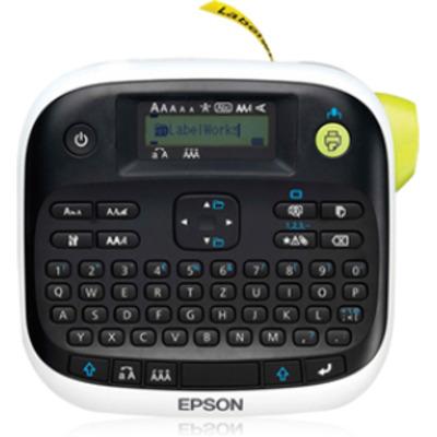 Epson LabelWorks LW-300 - QWERTY Labelprinter - Zwart, Wit
