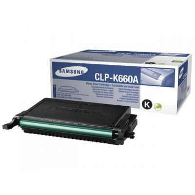 Samsung CLP-K660A/ELS toner