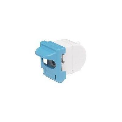 Rapid nietjes: 5020 Cassette - Blauw, Wit