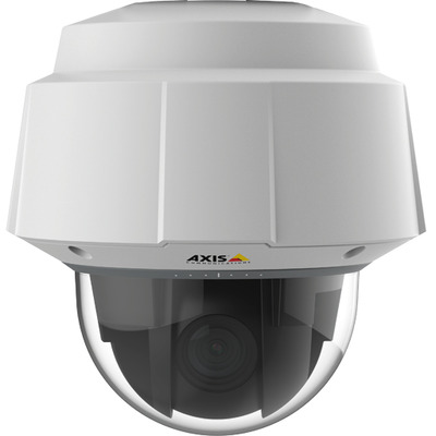 Axis Q6055-E 50HZ Beveiligingscamera - Wit