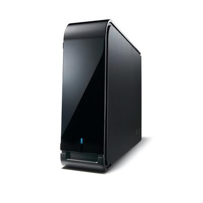 Buffalo DriveStation Velocity HD-LXU3 Externe harde schijf - Zwart