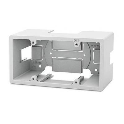 Extron electrical box: EWB 212 - Wit