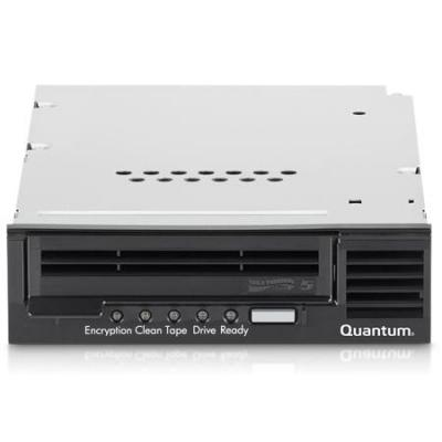 "Quantum tape drive: LTO-5 HH, Internal, 6Gb/s SAS, 5.25"", black, bare, 600 MB/s max, 15.143 Kb/mm, ALDC - Zwart"