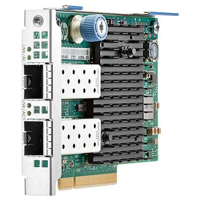 Hewlett Packard Enterprise 10Gb 2x 560FLR-SFP+ Netwerkkaart