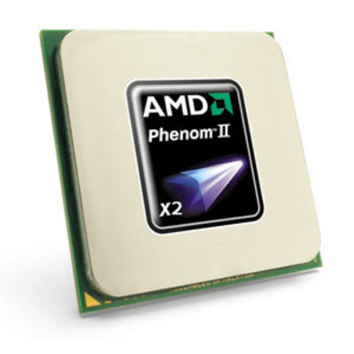 HP AMD Phenom II X2 545 processor
